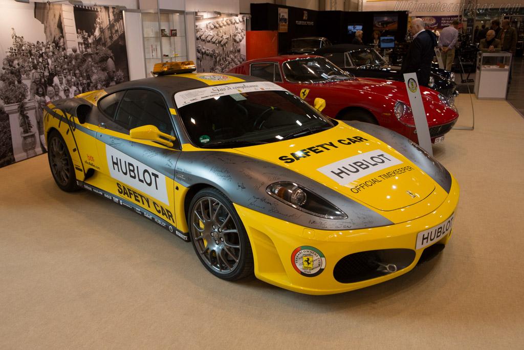 Ferrari F430 Challenge 2014 Techno Classica
