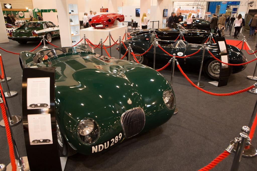 Jaguar C-Type - Chassis: XKC 045   - 2014 Techno Classica