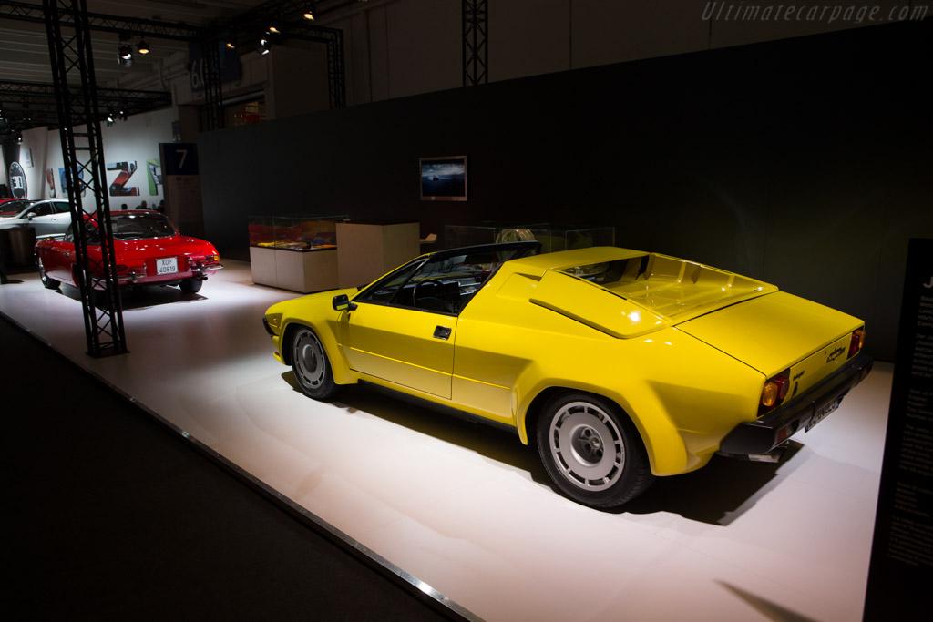 Lamborghini Jalpa - Chassis: 12419   - 2014 Techno Classica