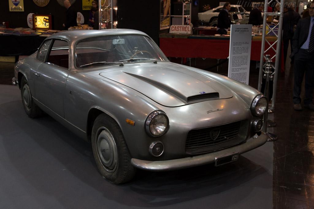 Lancia Flaminia Sport Zagato Coupe - Chassis: 826.132.1022   - 2014 Techno Classica