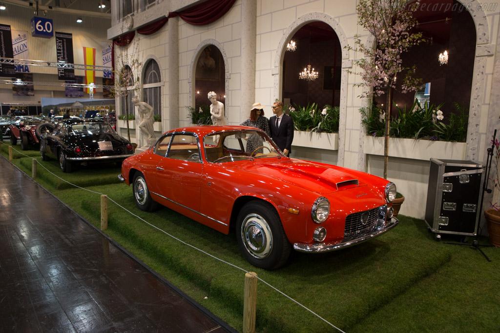 Lancia Flaminia Sport Zagato Coupe    - 2014 Techno Classica