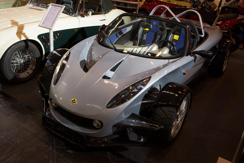 Lotus 340R    - 2014 Techno Classica
