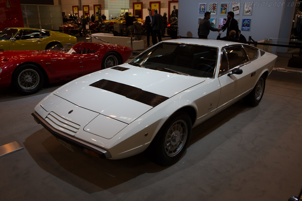 Maserati Khamsin    - 2014 Techno Classica