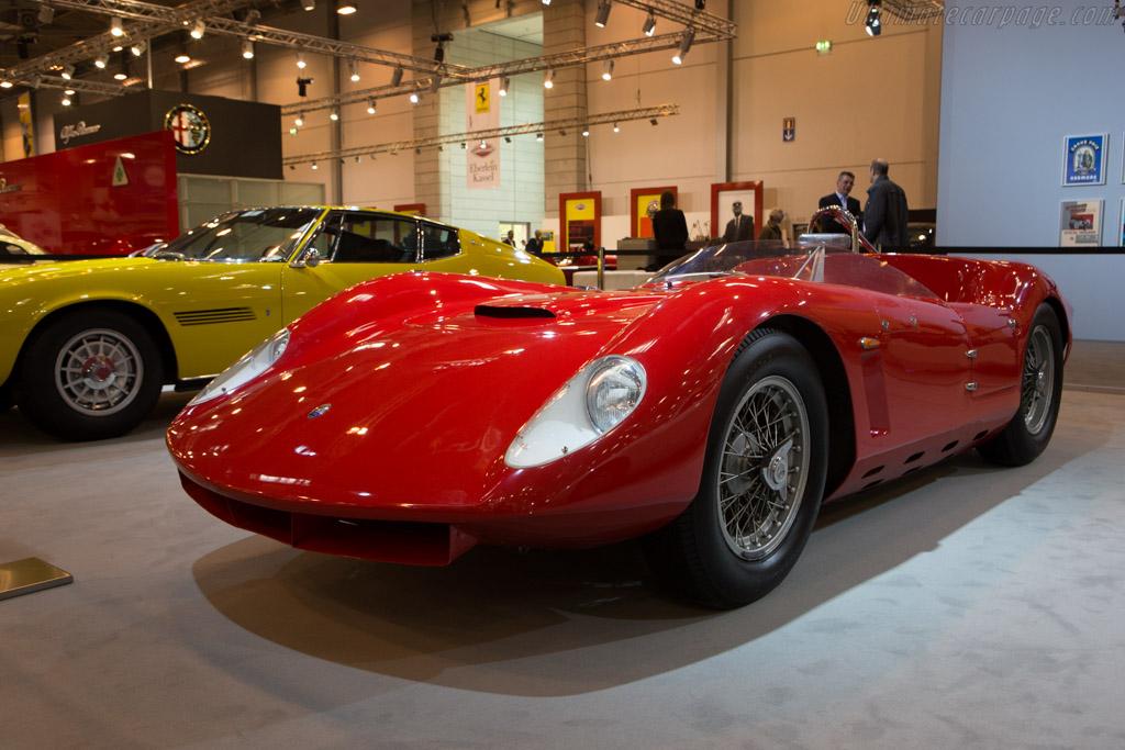 Maserati Tipo 61 Birdcage - Chassis: 2472   - 2014 Techno Classica