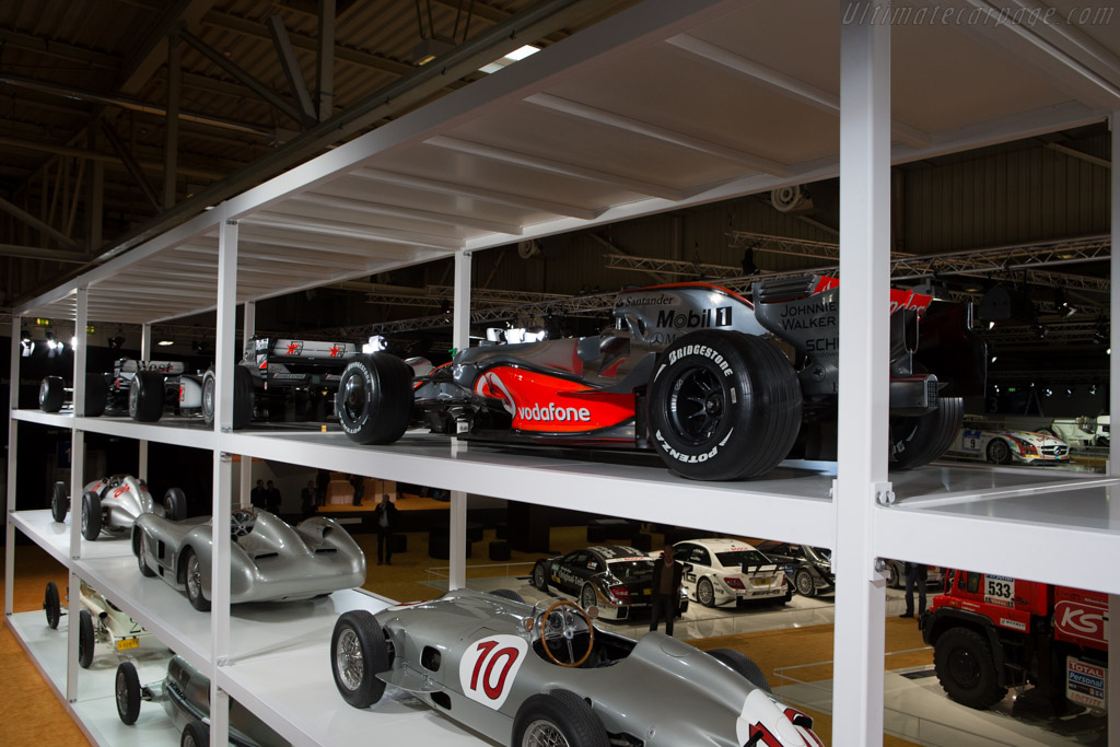 McLaren MP4/23 Mercedes    - 2014 Techno Classica