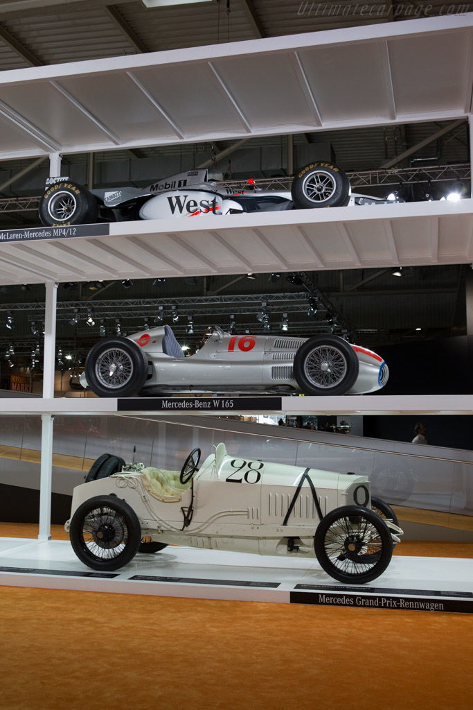 Mercedes 18/100 Grand Prix - Chassis: 15364   - 2014 Techno Classica