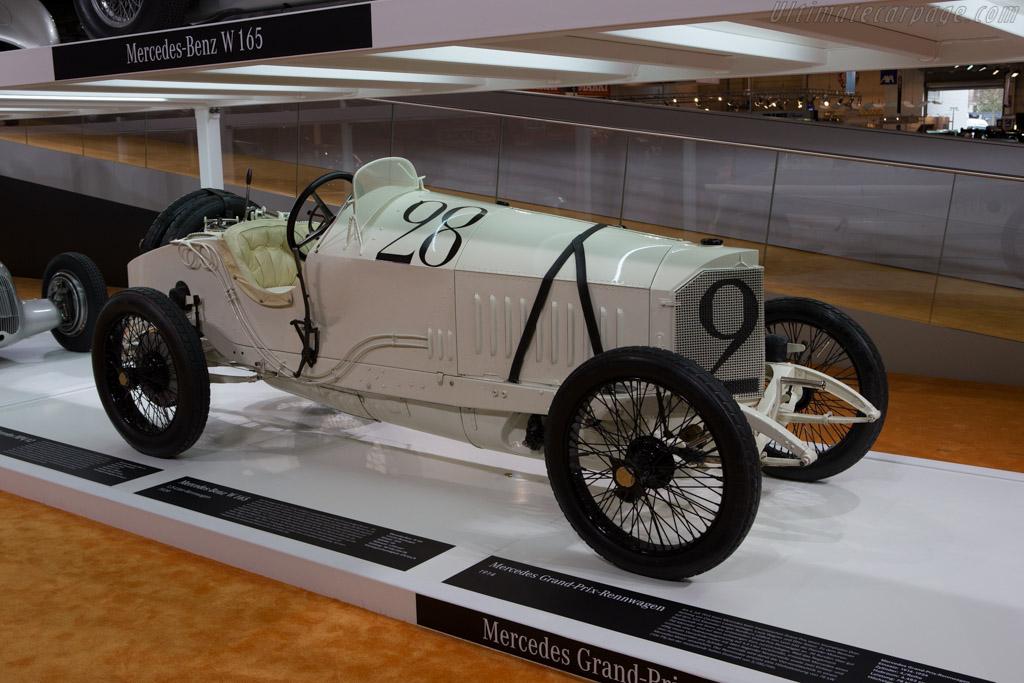 Mercedes 18/100 Grand Prix - Chassis: 15364   - 2014 Techno Classica