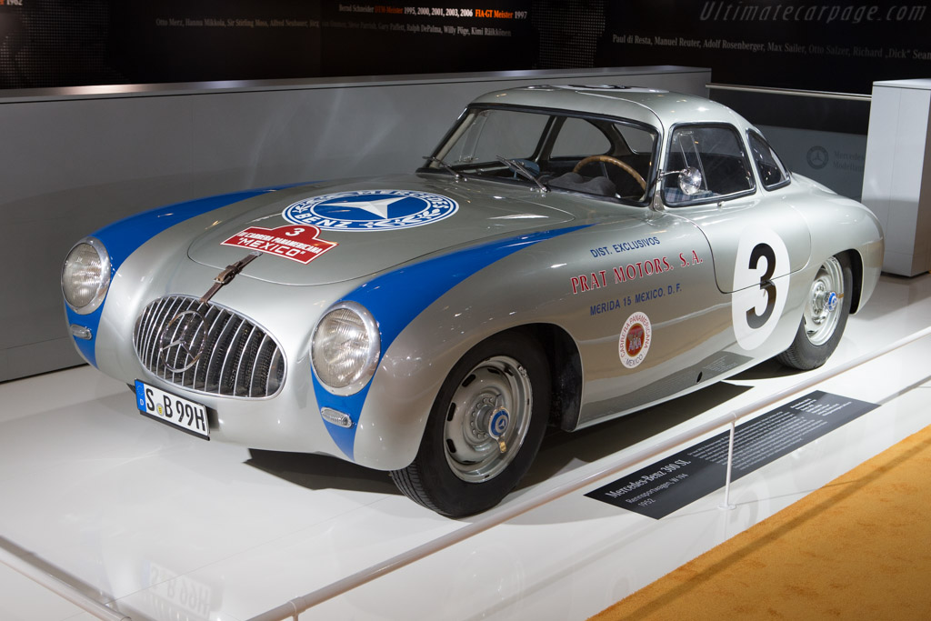 Mercedes-Benz 300 SL Competition - Chassis: 000 05/52 ...