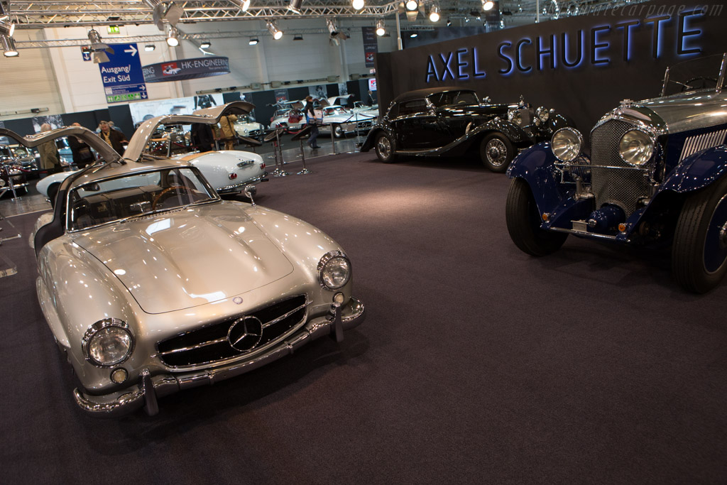 Mercedes-Benz 300 SL Coupe    - 2014 Techno Classica