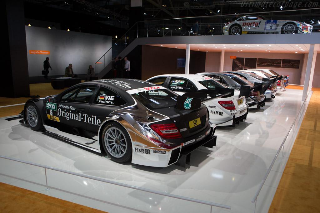 Mercedes-Benz C Coupe DTM    - 2014 Techno Classica