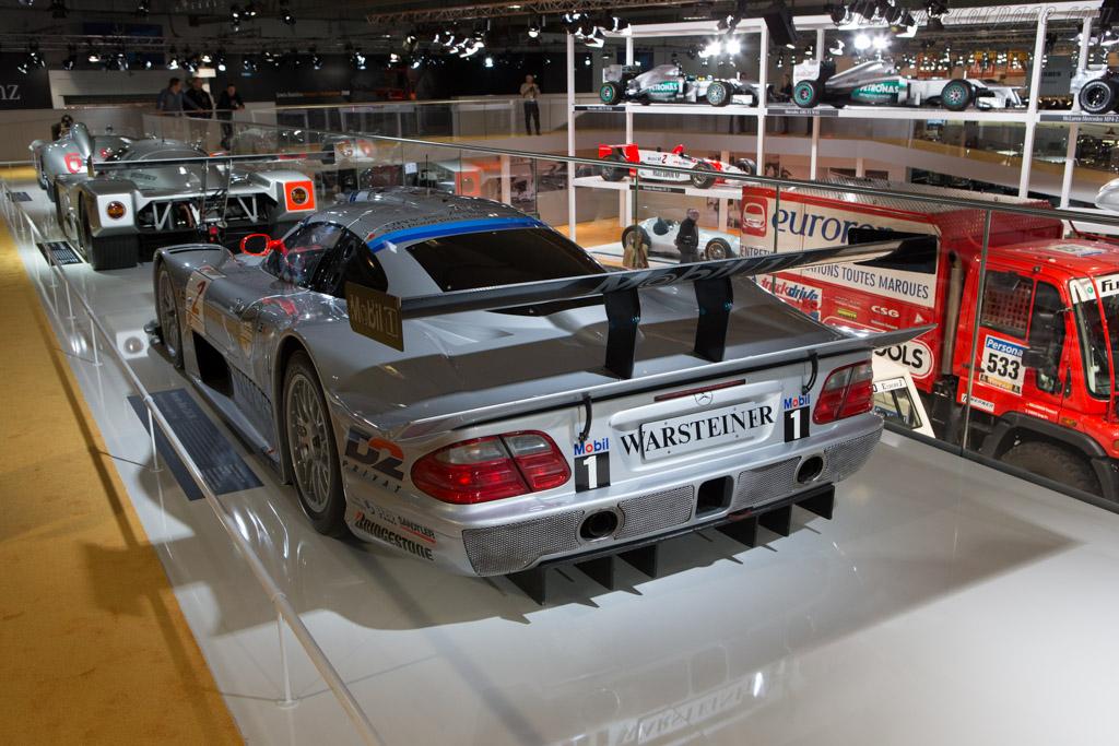 Mercedes-Benz CLK LM   - 2014 Techno Classica