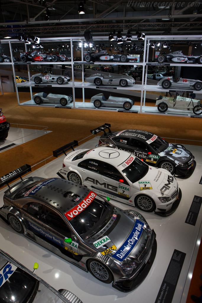 Mercedes-Benz Touring Cars    - 2014 Techno Classica