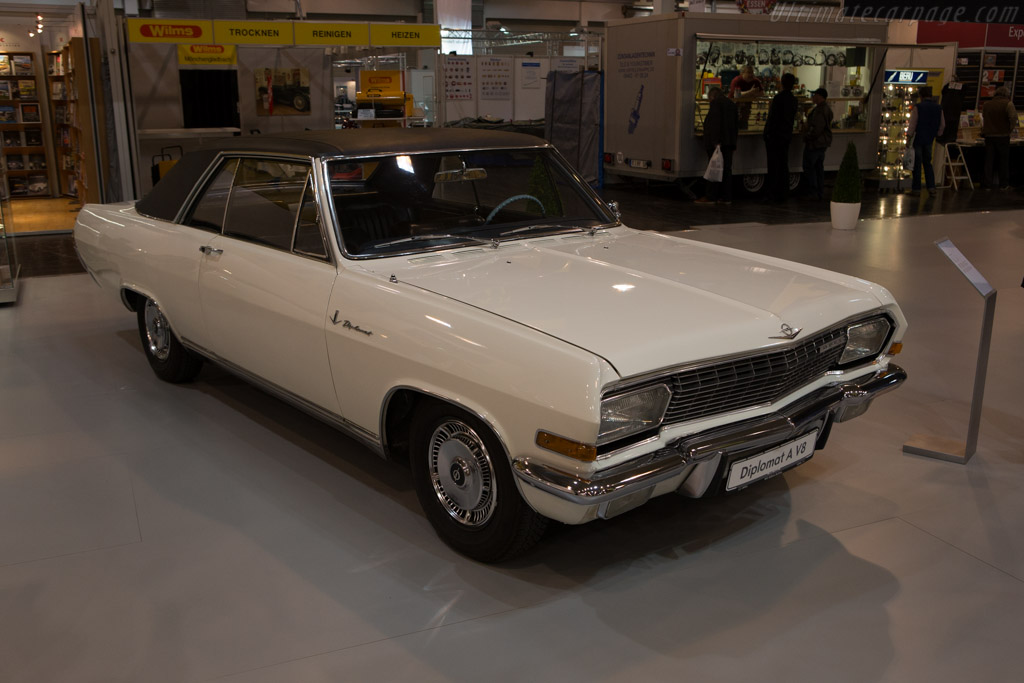 Pictures Opel Car Classic