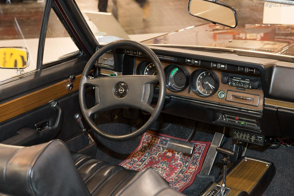 Opel Diplomat Cabriolet    - 2014 Techno Classica