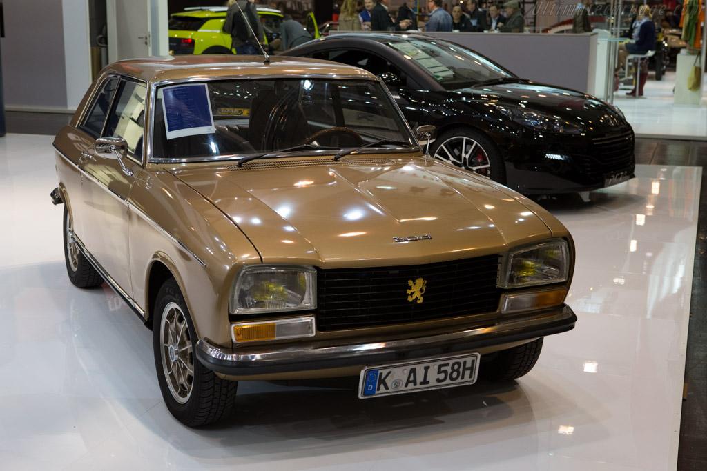 Peugeot 304 Coupe    - 2014 Techno Classica