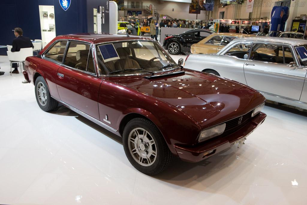 Peugeot 504 Coupe    - 2014 Techno Classica