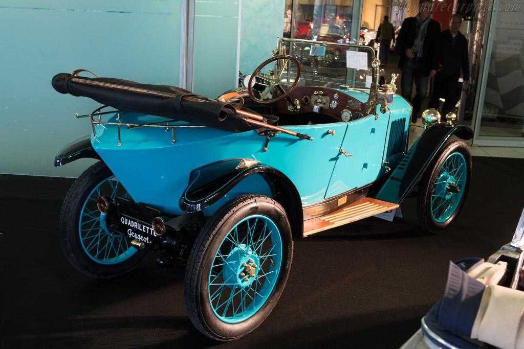 Peugeot Quadrilette - Chassis: 6510   - 2014 Techno Classica