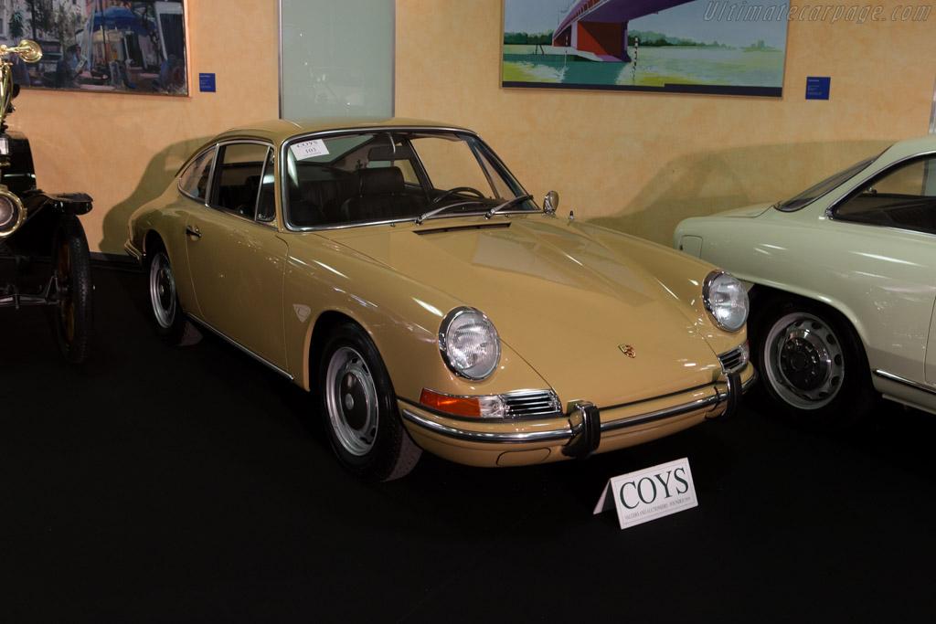 Porsche 911 S Sportmatic - Chassis: 11830395   - 2014 Techno Classica