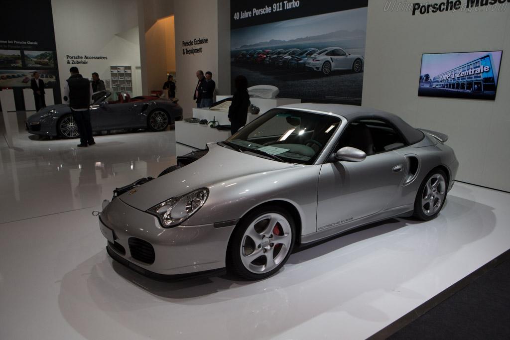 Porsche 911 Turbo Cabriolet    - 2014 Techno Classica