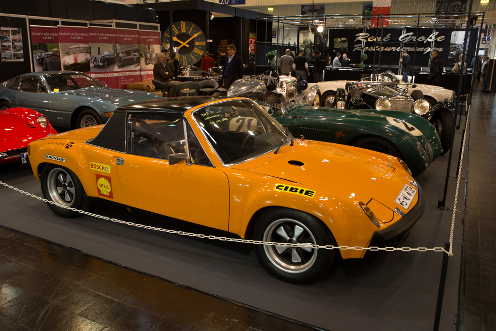 Porsche 914/6 GT    - 2014 Techno Classica