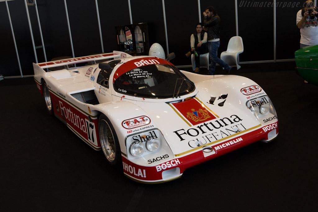 Porsche 962C - Chassis: 962-115   - 2014 Techno Classica