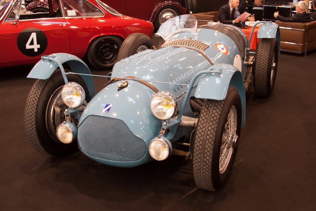 Talbot Lago T26C Biplace Sport - Chassis: 110057   - 2014 Techno Classica