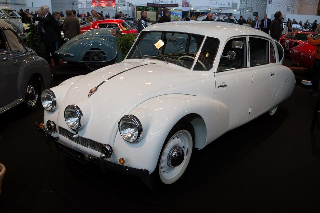 Tatra T87 - Chassis: 46 080   - 2014 Techno Classica
