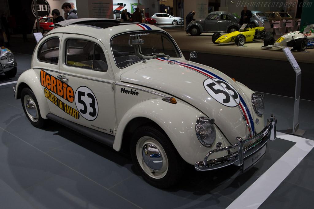 Volkswagen Beetle    - 2014 Techno Classica