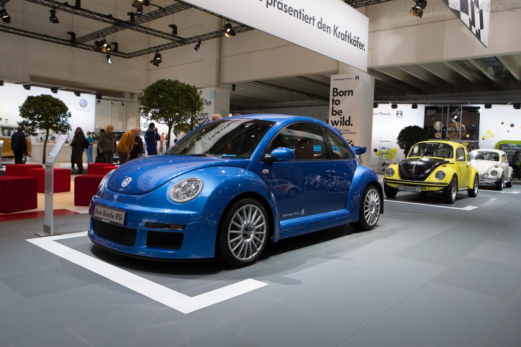 Volkswagen New Beetle RSI    - 2014 Techno Classica