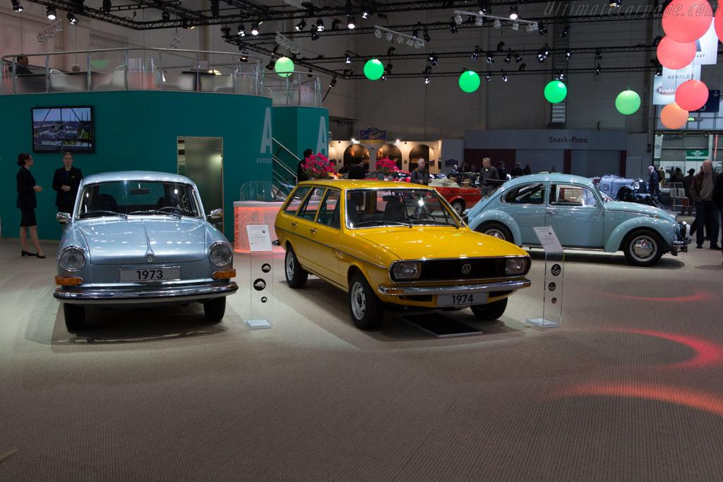 Volkswagen Passat    - 2014 Techno Classica