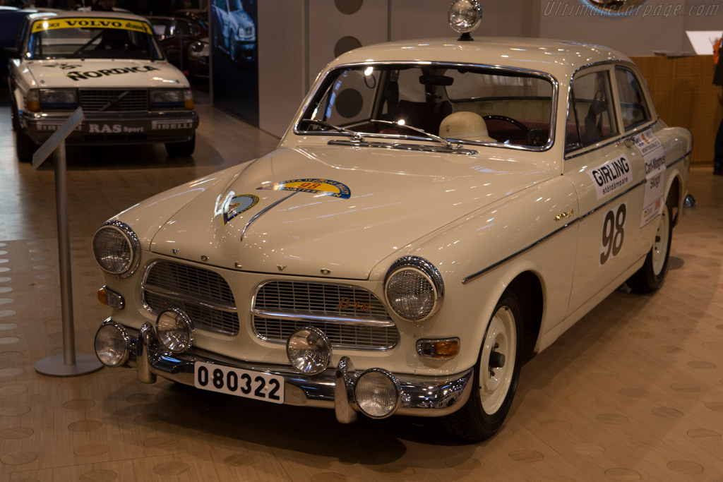 Volvo 122S Amazon    - 2014 Techno Classica