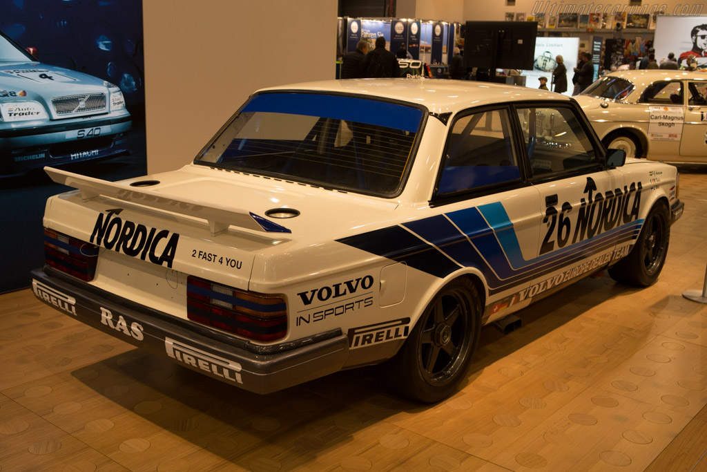 Volvo 240 Turbo DTM - Chassis: 240A 604   - 2014 Techno Classica
