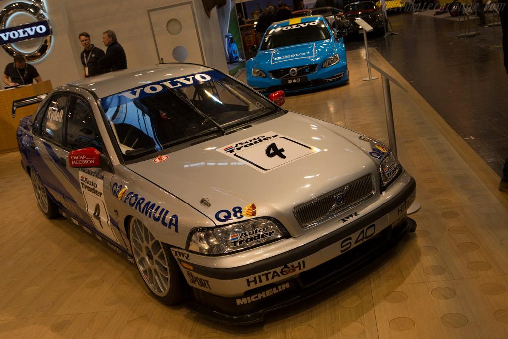 Volvo S40 BTCC - Chassis: R8 002   - 2014 Techno Classica