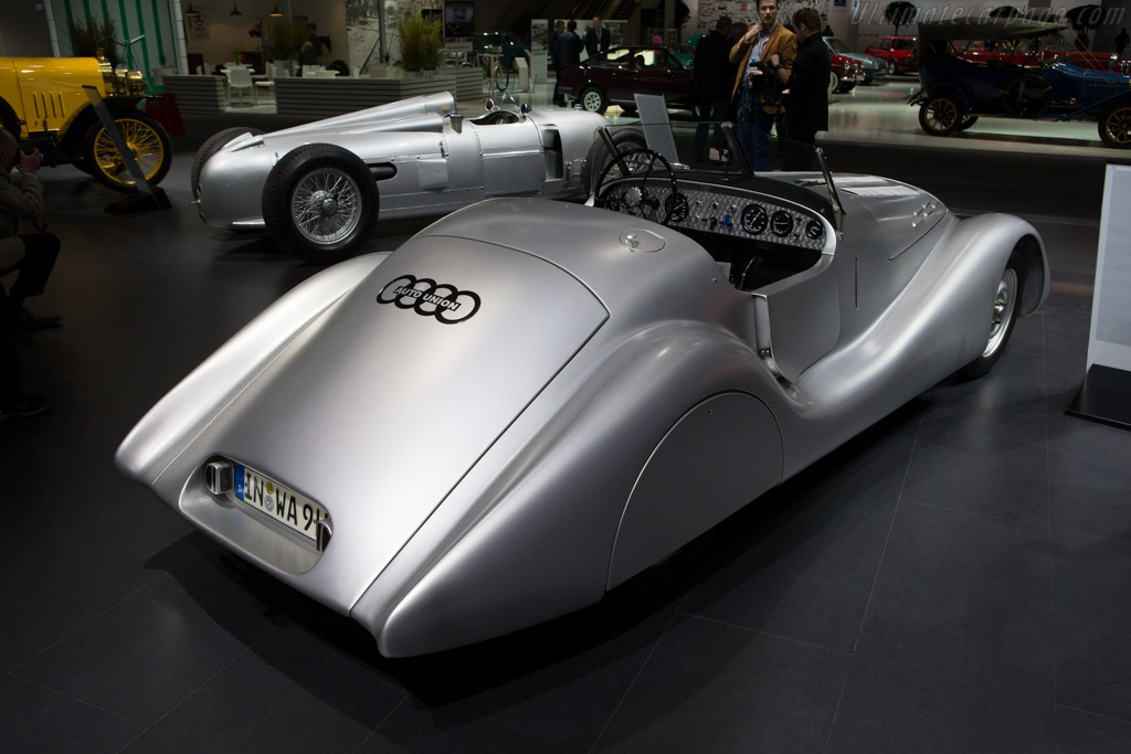 Wanderer Streamliner Special    - 2014 Techno Classica