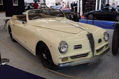 Alfa Romeo 6C 2500 SS Pinin Farina Cabriolet