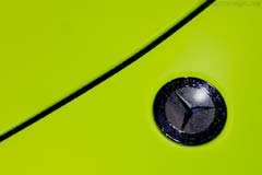 Mercedes-Benz SLS AMG E-Cell Concept