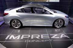 Subaru Impreza Design Concept