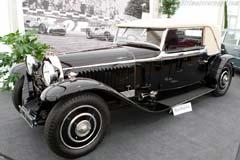 Bugatti Type 46 Veth & Zoon Faux Cabriolet