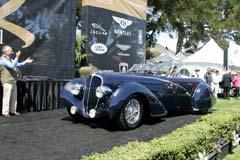 Delahaye 135 Competition Figoni & Falaschi Cabriolet