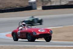 Ferrari 500 Mondial Scaglietti Spyder