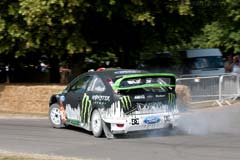 Ford Focus RS WRC 08