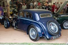 Aston Martin Mark II Sports Saloon