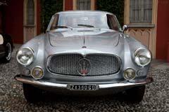 Maserati A6G/54 2000 Allemano Coupe