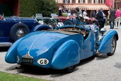 Bugatti Type 57 TT Bertelli Tourer
