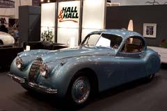 Jaguar XK120 Fixed Head Coupe