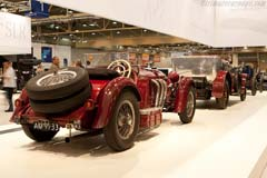 Mercedes-Benz 710 SSK 27/180/250 hp Carlton Roadster