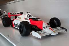 McLaren MP4/2C TAG-Porsche