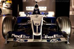 Williams FW25 BMW