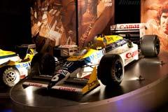 Williams FW11B Honda