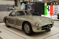 Mercedes-Benz 300 SL Competition Prototype Coupe